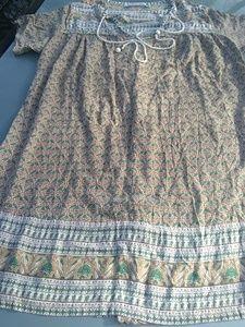 Faithfull the brand boho dress